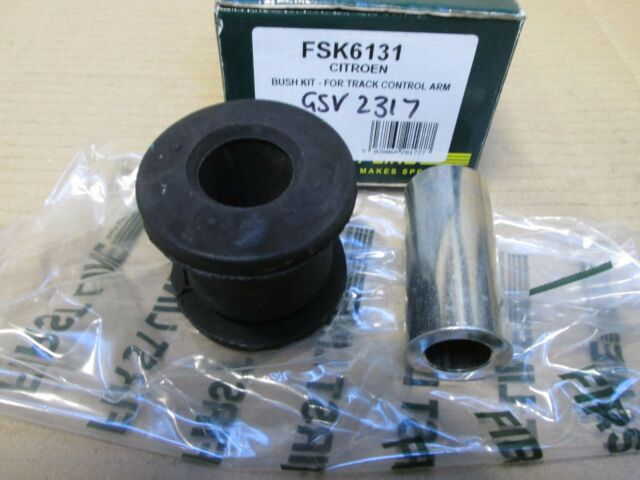 CITROEN RELAY FRONT LEFT OR RIGHT HAND TRAILING ARM BUSH FSK 6131