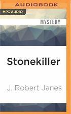 St-Cyr and Kohler: Stonekiller 7 by J. Robert Janes (2016, MP3 CD, Unabridged)