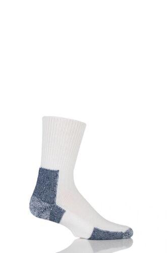 Da Uomo 1 PAIA Thorlos Running Crew Socks con spessa Cuscino