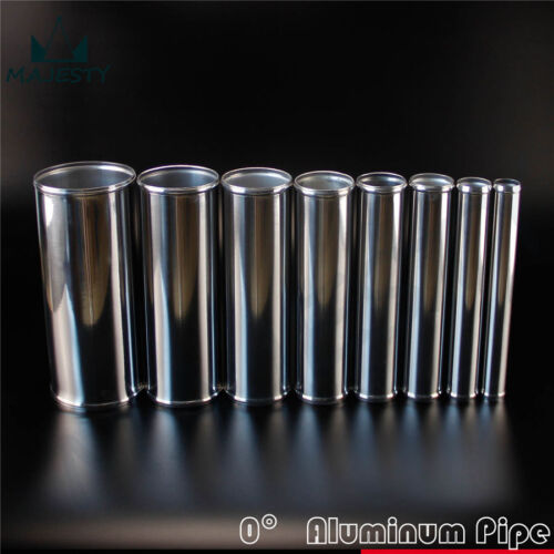 "32mm 1.26/"" inch Aluminum Intercooler Intake Turbo Pipe Piping Tube hose L=300mm"