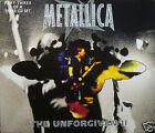 "CD METALLICA ""THE UNFORGIVEN II"" PART THREE, 4 TITRES, D'OCCASION, TRES BON ETAT"