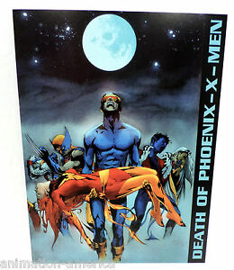 X-Men-Jae-Lee-card-print-art-invitation-Phoenix-death