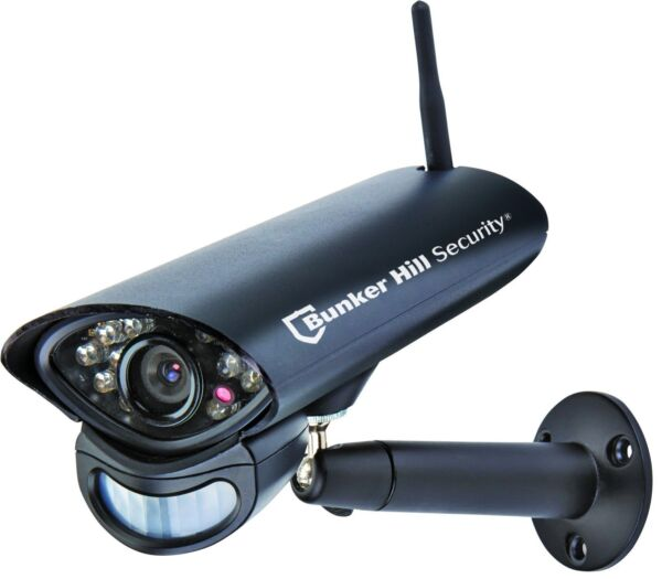Bunker Hill Security Wireless Camera with Night Vision - (62367)