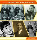 a Journey Into 365 Days of Black History 2017 Wall Calendar 9780764974403