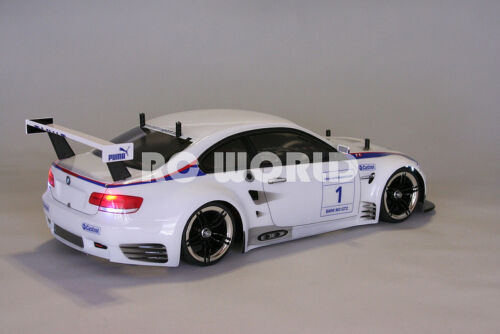 1//10 RC Car LIGHT BUCKETS For BMW M3 E92 GT2 Chrome Plated