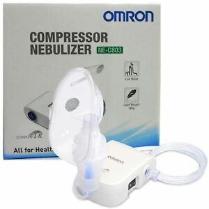 Omron-NE-C803-Quiet-Compressor-Adult-Child-Lower-Airways-Respitory-Nebulizer-NEW