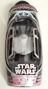 Star-Wars-Titanium-2007-Darth-Vader-039-s-Tie-Advanced-X1-Starfighter-NEW-SEALED