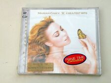 MARIAH CAREY - GREATEST HITS - 2 CD LIMITED EDITION 2001 - NUOVO/NEW