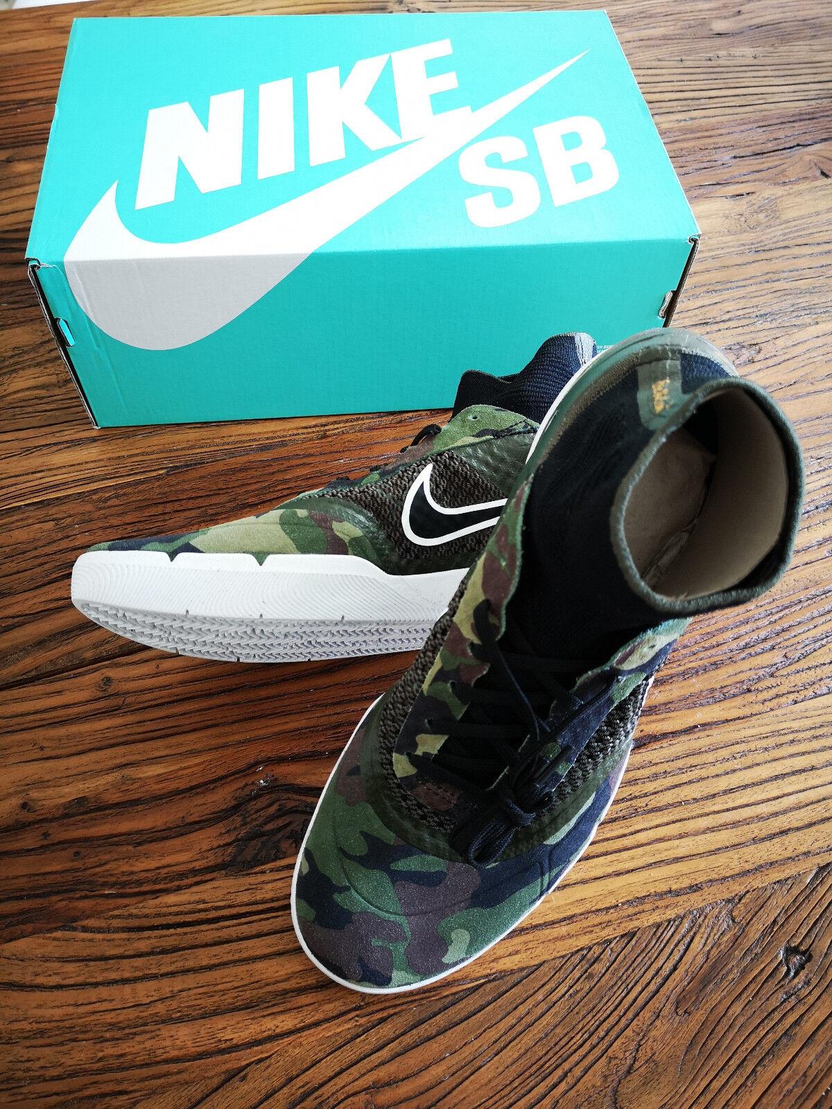Nike SB camouflage EUR 44,5 US 10,5 neu selten
