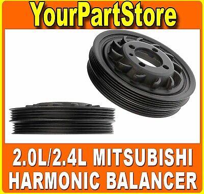 For Mitsubishi Eclipse Eagle Talon Harmonic Balancer Assembly Dorman 594-106