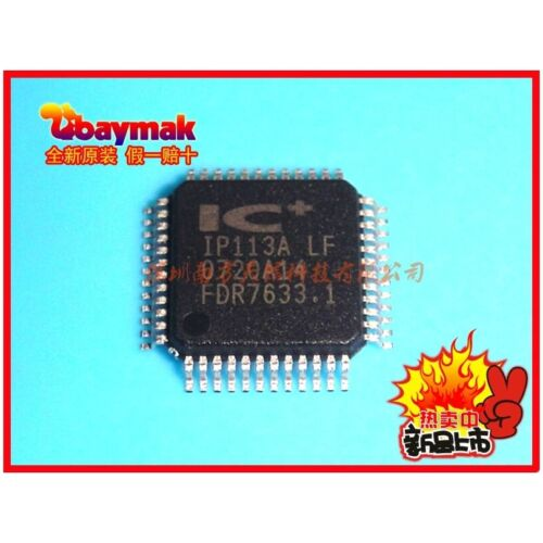 2PCS X IP113A-LF IP113ALF QFP48