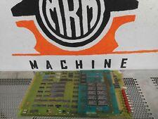 Cincinnati Milacron 3 531 3513a Circuit Board Amp 3 531 3581a Board Used Warranty