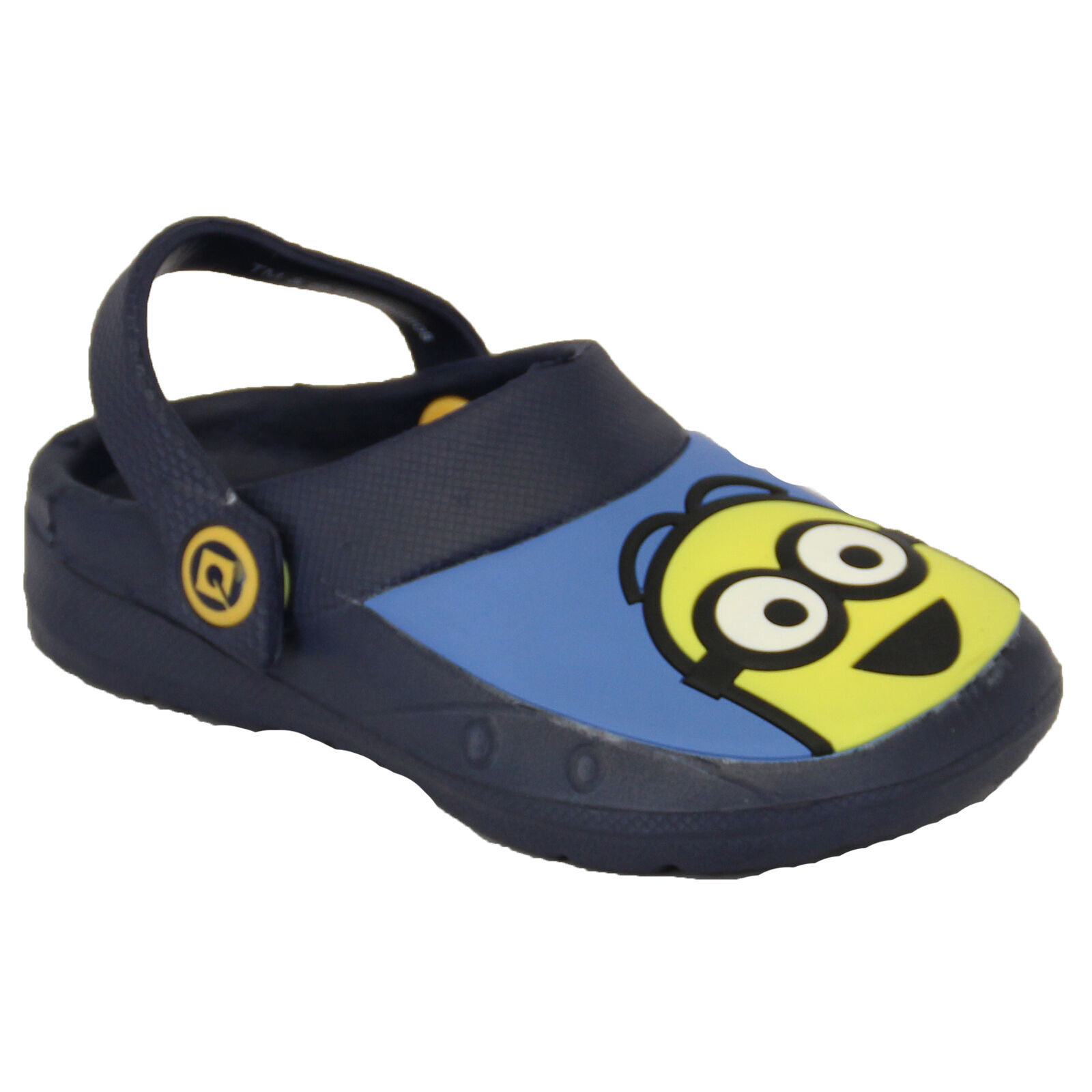 Boys Clogs Sandals Kids Pumps Despicable Me Minions Beach Character Pumps Kids Summer New 8da78c