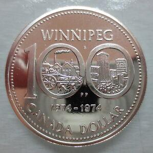 CANADA-1974-SPECIMEN-COMMEMORATIVE-SILVER-DOLLAR-COIN