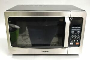 Toshiba 9 Cu. Ft Microwave Oven - Stainless Steel - EM925A5A-SS - New