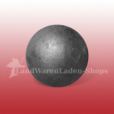 1 Stck Vollkugel Stahlkugel massiv Kugel 40 mm Durchmesser schmiedeeisen