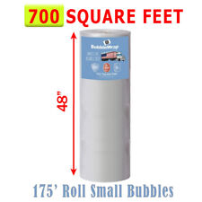 Small Bubble Wrap 175 X 48 Wide 316 Bubbles Perforated 12 700 Sf Roll