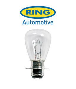 Ring - 12v 35/35w P15D-3 - Motorcycle Headlight Bulb - R7027