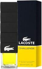 Lacoste Challenge For Men Eau De Toilette 90Ml **Brand New**