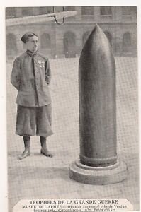 trophees-de-la-grande-guerre-musee-de-l-039-armee-obus-de-420-tombe-pres-de-verdun