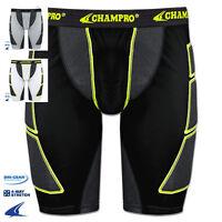 Champro Mens Adult Baseball Softball Sliding Shorts Bps12 White Or Black