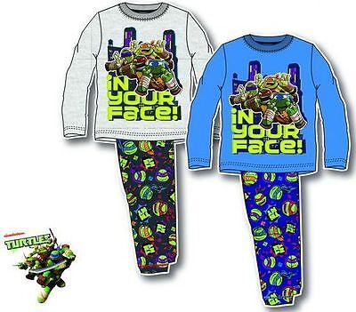 NEW Boys Green TMNT Ninja Turtle Lounge PJ Pyjama Bottoms Age 3-4-5-6-7-8-9 Year