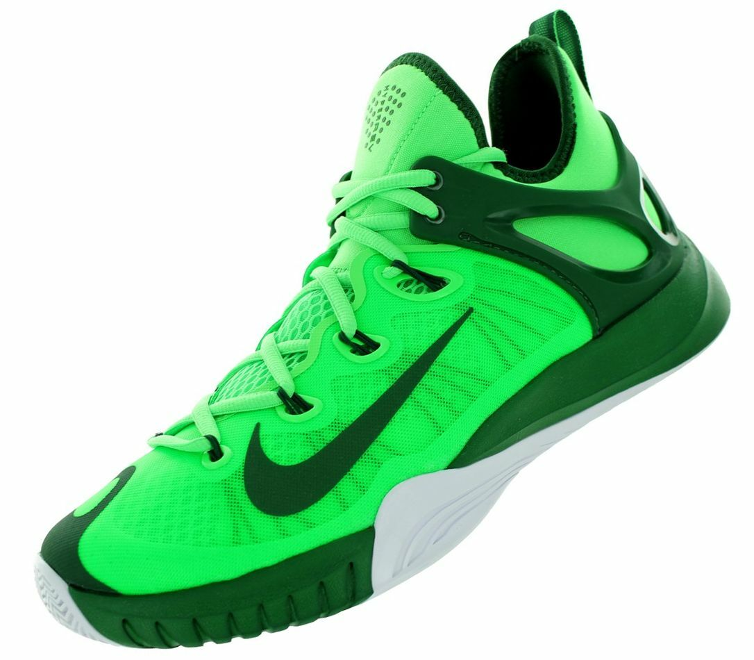 NEW NIKE ZOOM = 11.5 SIZE 11.5 = = HYPERREV MEN'S BASKETBALL SHOES 705370-331 0a5296