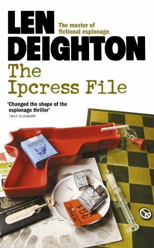 The Ipcress File By Len Deighton. 9780586026199