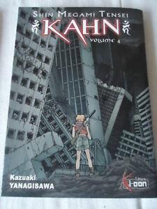 Shin-Megami-Tensei-KAHN-Tome-4-Kazuaki-Yanagisawa-MANGA-EO-VF-Kioon