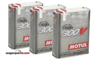 Aceite-Motor-MOTUL-300V-Power-Racing-5W30-6-Litros-Especial-Tuning-Carreras