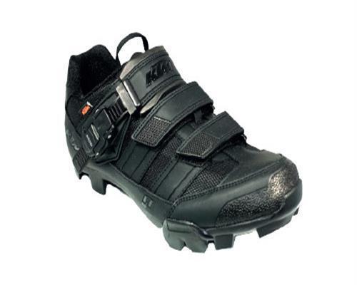 Ktm MTB-bicicleta zapatos Factory line talla 43 negro negro MTB Bike spd nuevo