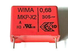 1 PC WIMA MKP10 470nf 0,47uF 630VDC 400VAC RM27 5 NEW #BP