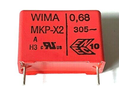 Versorgungsmaterialien Kondensator Widerstand Kit Wiedereinbau LED-Diode