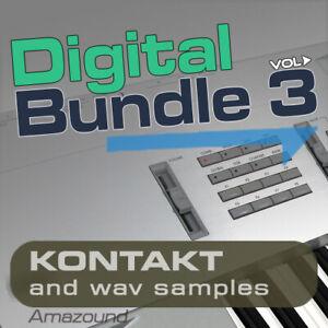 Details about KORG TRINITY + N364 SAMPLE BUNDLE for KONTAKT 330 NKI & 3642  WAV MAC PC DOWNLOAD
