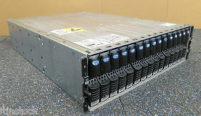 Emc Kae 100-561-721 Dell Hk392 Storage Array UnitÀ Disco Rigido 15x 73 Gb 2x Controller 2x Psu-