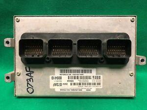 PROGRAMMED PLUG /& PLAY 05 DODGE DURANGO 4.7 ECM ECU MODULE PCM P56028947AF 947