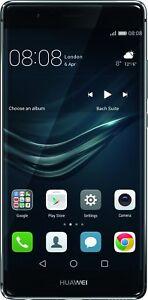 Huawei-P9-Titanium-Grey-Single-SIM-Android-Smartphone-NEU-Sonstige