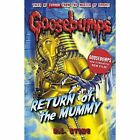 Return of the Mummy by R. L. Stine (Paperback, 2015)