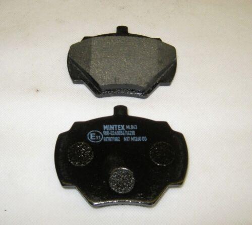 Discovery 1 Range Rover Classic Rear Brake Pads SFP500190M Mintex Defender