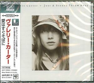 VALERIE-CARTER-JUST-A-STONES-THROW-AWAY-JAPAN-BLU-SPEC-CD2-D73