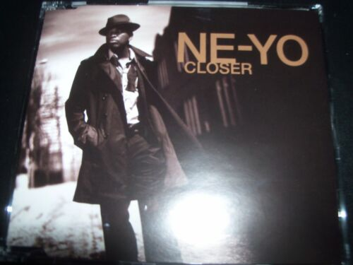 1 of 1 - Neyo / Ne-Yo Closer Australian CD Single – Like New