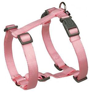 TRIXIE-Premium-perros-h-arnes-rosa-varios-tamanos-NUEVO