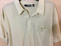 Murano Polo T Shirt Size Xl Color Light Green Pima Cotton