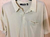 Murano Polo T Shirt Size Xl Color Light Green Pima Cotton