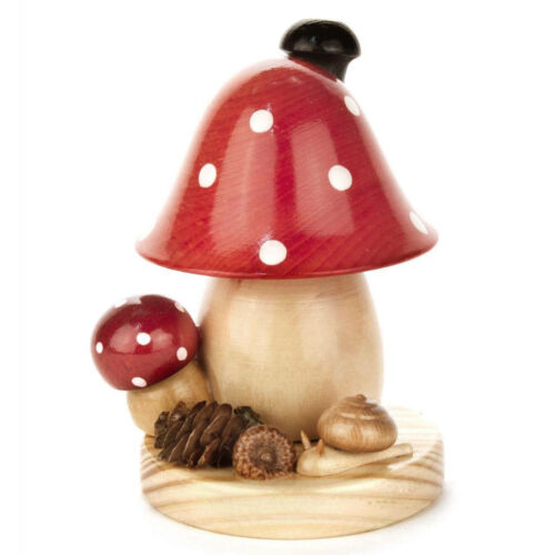 Good Luck Mushroom German Smoker  146x322x1FG