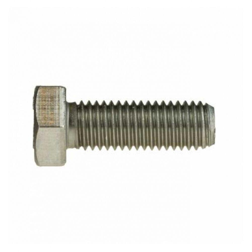 50x ISO 4017 Sechskantschraube mit Gewinde bis Kopf M12 x 80. A4-80 blank   | Niedriger Preis und gute Qualität