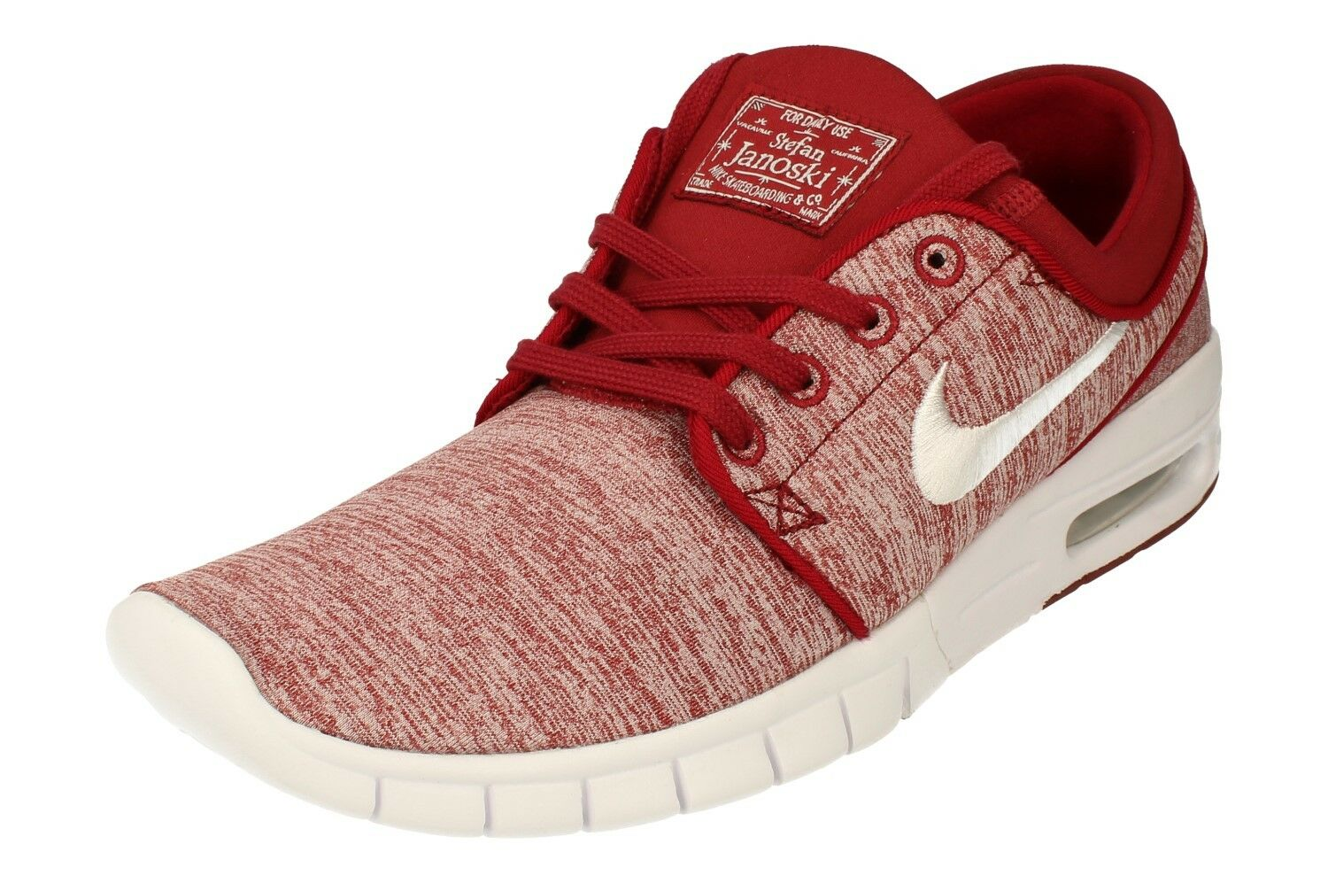 Nike Sb Stefan Janoski Max Mens Trainers 631303 Sneakers shoes 603