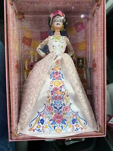 2020-Barbie-Dia-De-Los-Muertos-Day-of-the-Dead-DOTD-Doll-In-Hand-Ships-Same-Day