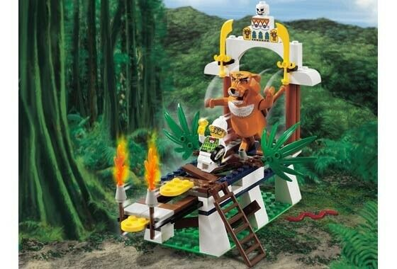 Lego andet, 7411 Adventurers Orient Expedition: