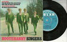 """S  Hootenanny Singers - Marianne +3  SWEDEN 7"""" EP (mit Björn Ulvaeus ABBA)"""